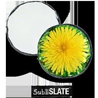 Slate Coaster - Round