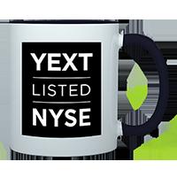 NYSE Black 11oz Mug