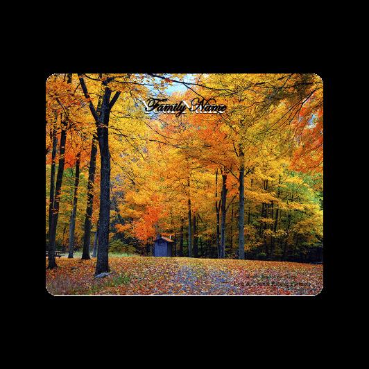 Cutting Board - Autumn Forest