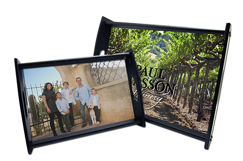 Personalized Photo Serving Tray