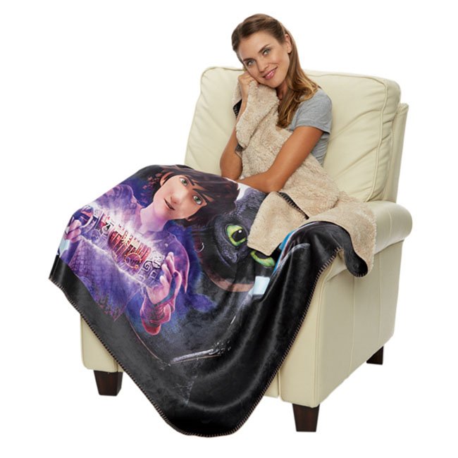 Sherpa Blanket - 50 x 60