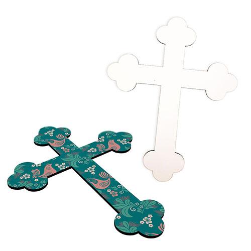 Personalized Cross Plaque