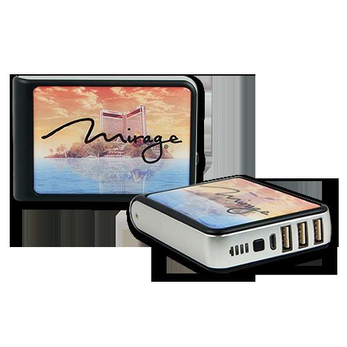 Tenfour Black External Battery Pack